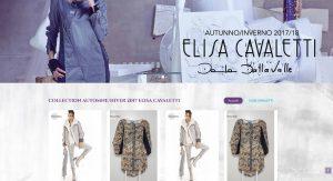 Boutique en ligne Prestashop italian chic, création logo et design prestashop sur mesure